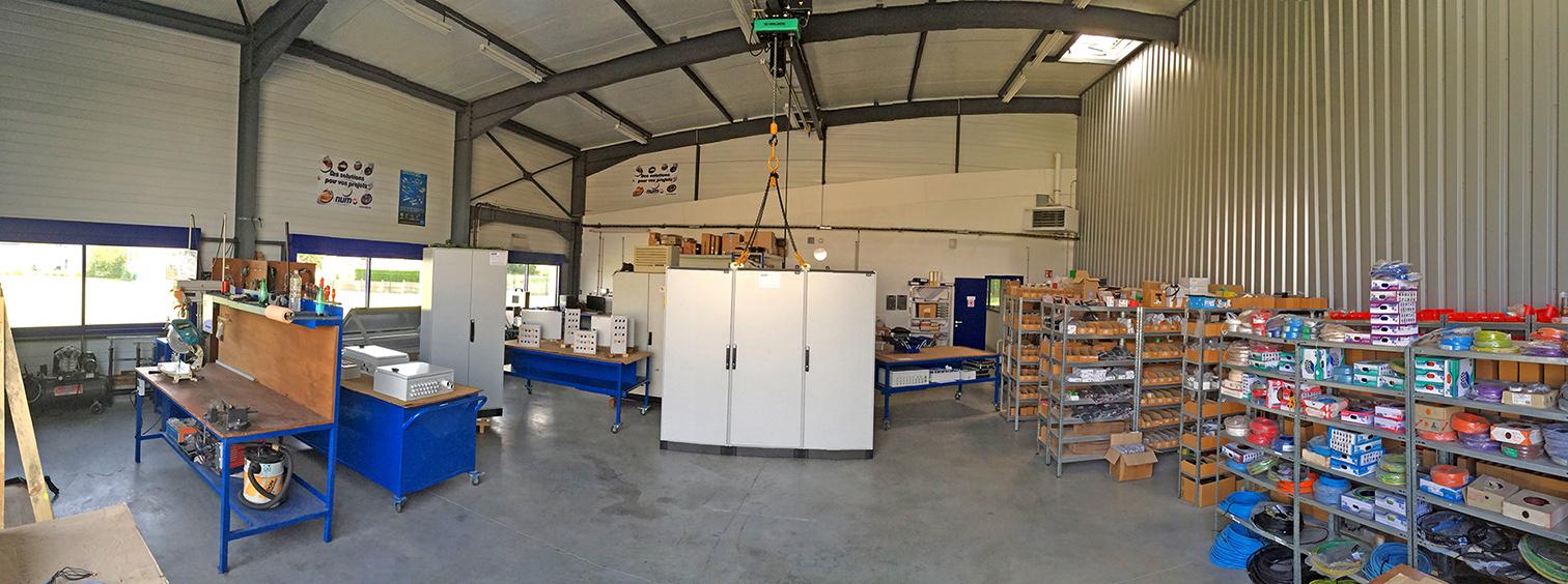 Atelier de câblage ACEMI